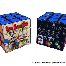 オンリーワンのギフトに!好きな写真でオリジナルのルービックキューブが作れるんです