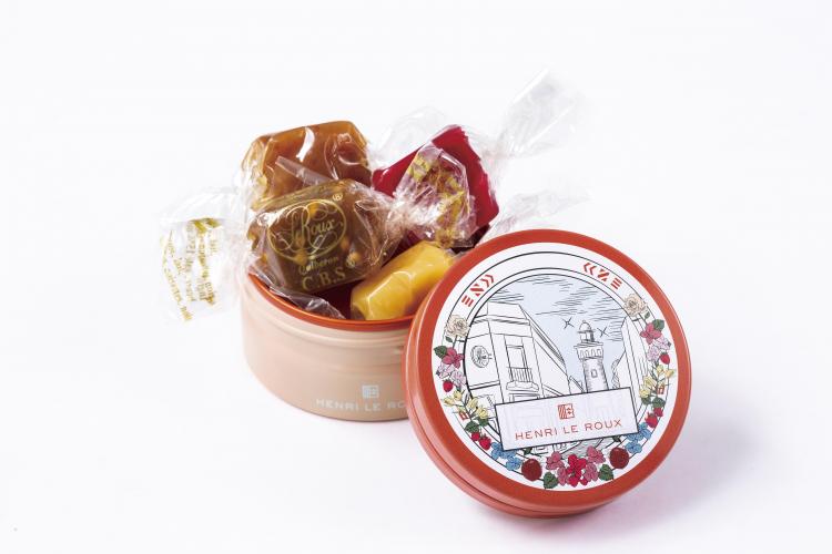 口の中が幸せ〜!アンリ・ルルーから季節限定味も入ったキャラメル缶登場