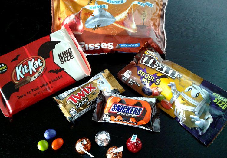 ハワイのスーパーで見つけた「ハロウィン限定」パッケージのお菓子が可愛い!