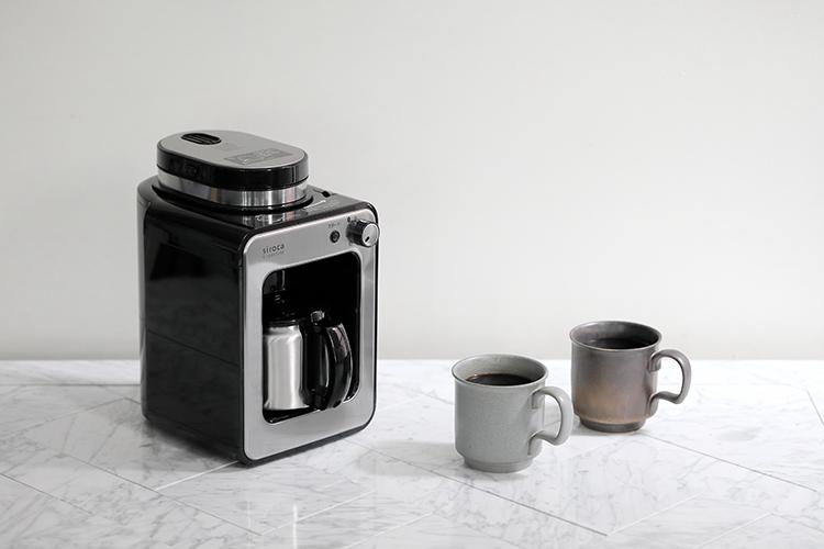 ロフト 全自動コーヒーメーカー