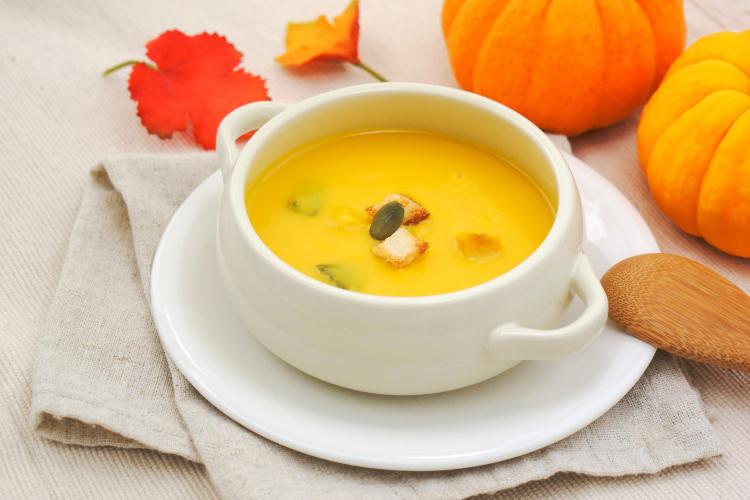 かぼちゃ 冷凍保存 スープ