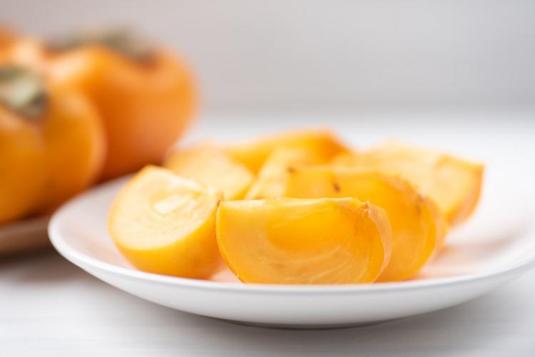柿 冷凍保存