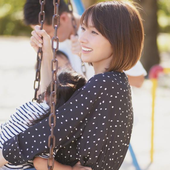 「保育園ママたちに 教わることも多い毎日です」 後藤真希さんインタビュー