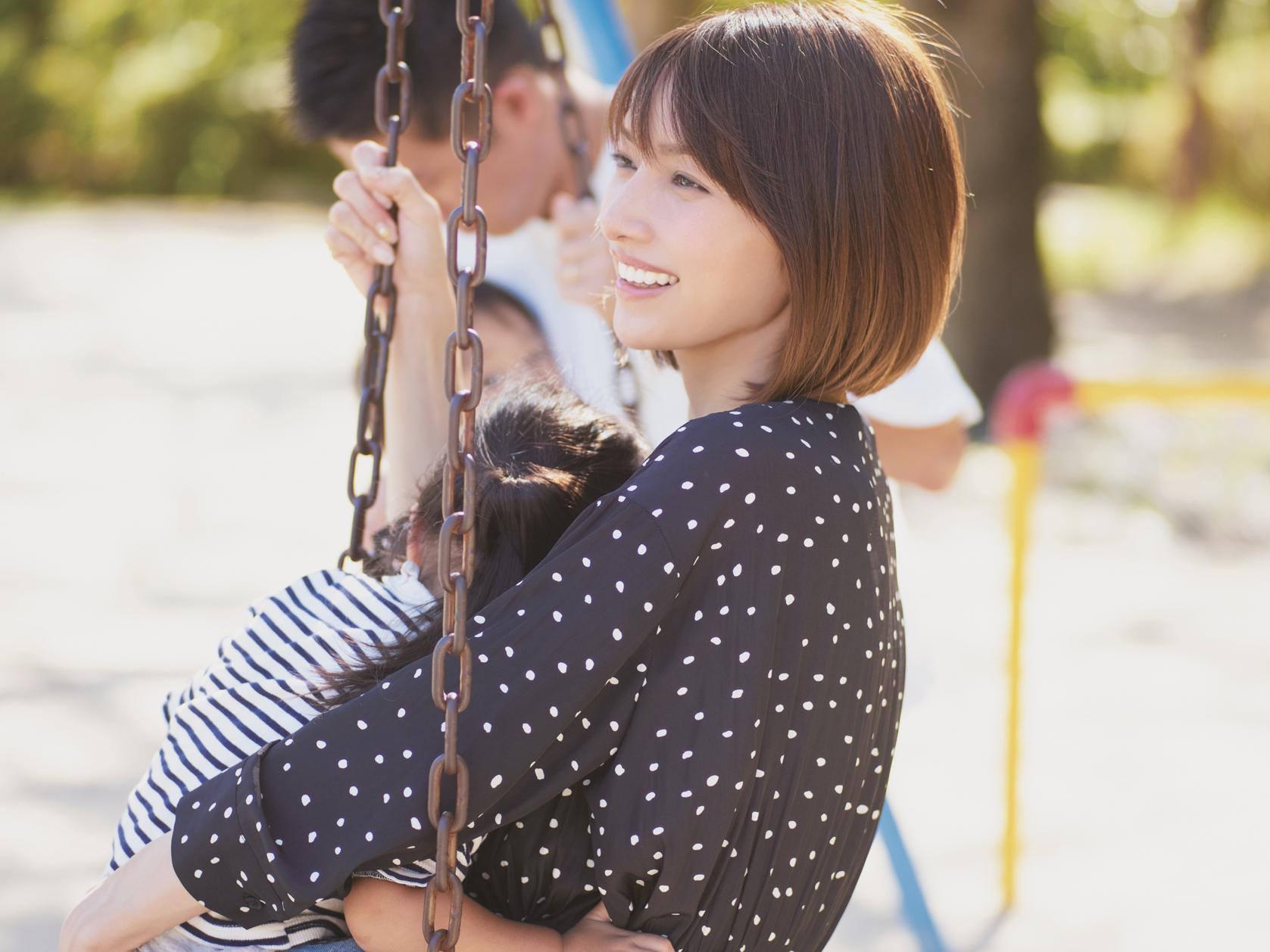 「保育園ママたちに教わることも多い毎日です」キレイすぎる働くママ!後藤真希さんインタビュー