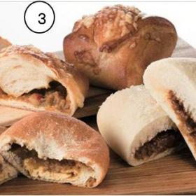 話題の「ミニとびばこパン」カレー味も登場!松坂屋上野店で10月31日から「カレーパンフェア」