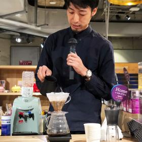 誰でもできる!? コーヒー世界チャンピオン直伝「極上のブラックコーヒー」を淹れる方法を聞いてきました