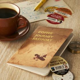 カルディのコーヒー豆を買って、スタンプを集めよう!特典がもらえるパスポート発行中