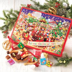毎年人気!アドベントほか「ロイズ」のクリスマス限定商品が登場