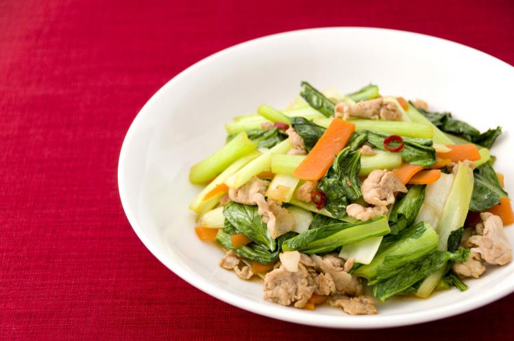 1束まるっと使い切り!家族が喜んだ「小松菜」の栄養たっぷりレシピ集