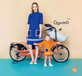 パナソニックとコンビが、子ども乗せ電動アシスト自転車を共同開発!こだわりのポイントは…