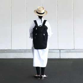 無印良品からアウトドアブランドまで!大人の女性に似合う通勤リュックを大調査【kufuraファッション調査隊#15】