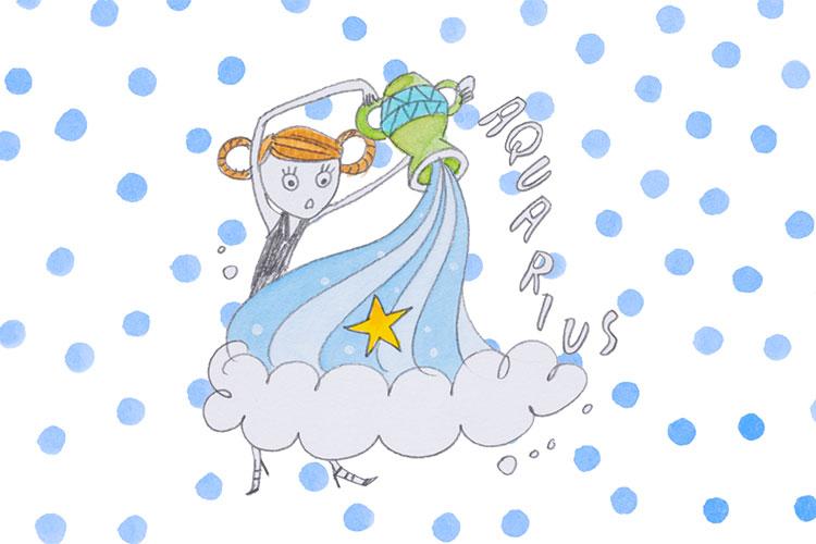 【水瓶座7月の運勢】イヴルルド遙華が占う12星座別・2019年7月
