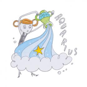 【水瓶座1月の運勢】イヴルルド遙華が占う12星座別・2020年1月
