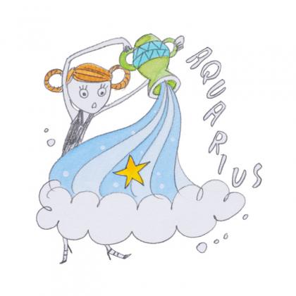 【水瓶座10月の運勢】イヴルルド遙華が占う12星座別・2021年10月