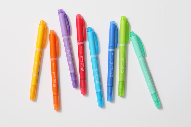 トンボ鉛筆の『プレイカラードット』
