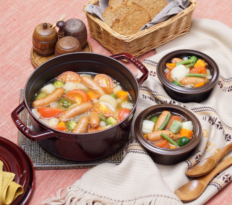 年末年始は「おいしい家ごもり」!冷食専門ピカールの真冬ほっこりメニューをチェック