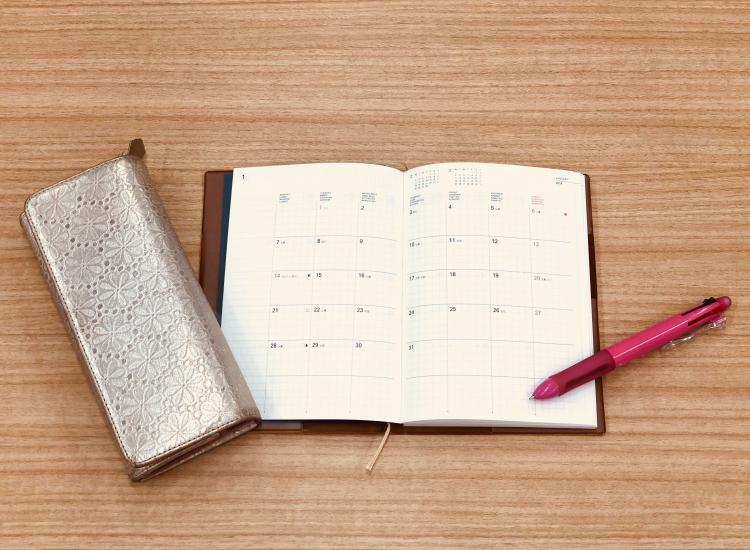 【お金が貯まる年末年始の過ごし方#1】来年の手帳に「マネータイム」を書き込もう!