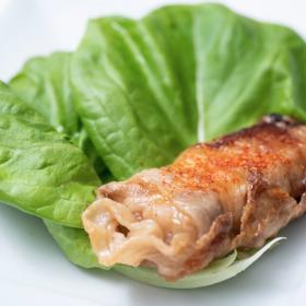 硬くなったお餅もふんわり!「豚肉とお餅の野菜巻き」 もたれない・太らない!松田美智子の真夜中ごはん#10