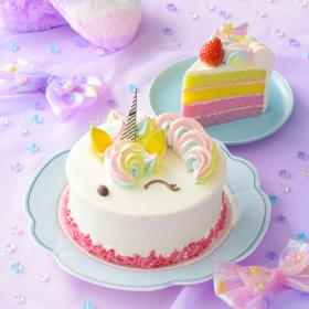 「ゆめかわ」がテーマ!銀座コージーコーナーの「ひなまつり」新作ケーキ期間限定販売