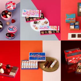 資生堂パーラーの「幸運のショコラ」に注目!「バレンタインコレクション2019」限定発売