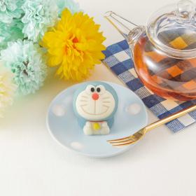 ドラえもんが和菓子に!「食べマス ドラえもん」が全国のローソンで26日から発売