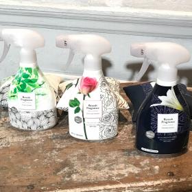 自然の香りを再現!花王「リセッシュ除菌EX フレグランス」3つの香りで3月9日新発売