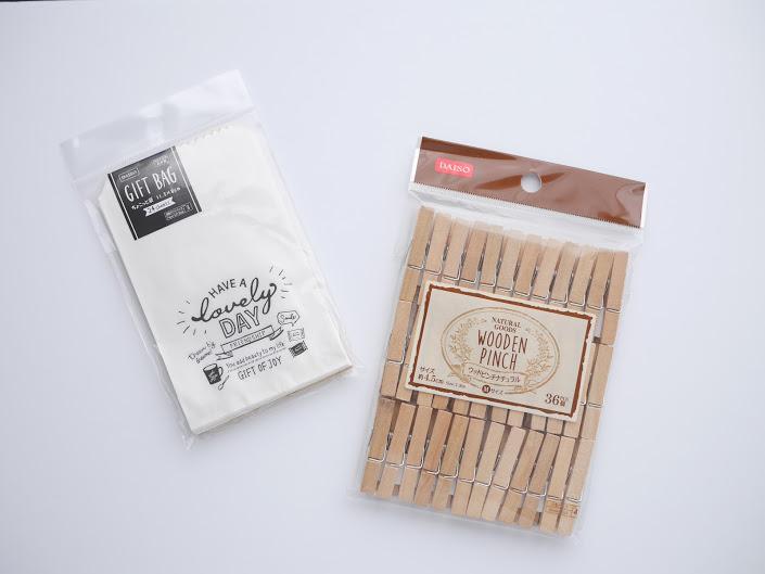 ちょこっと袋 木製ピンチ