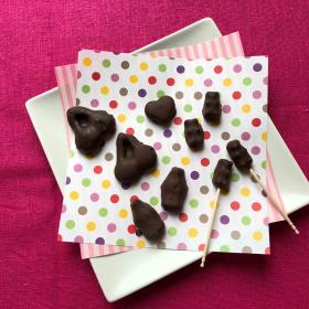子どもと一緒に作ろう!「市販のお菓子で作る」簡単可愛いバレンタインレシピ