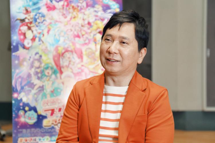 3児のパパ・田中裕二さんが「映画プリキュア」声優デビュー!噂のイクメンぶりを直撃しました