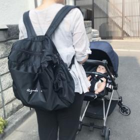 定番マザーズバッグから無印良品まで!荷物の多いママに嬉しいバッグといえば?【kufuraファッション調査隊】