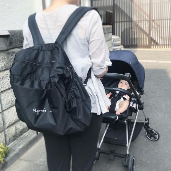 定番マザーズバッグから無印良品まで! 荷物の多いママに嬉しいバッグといえば? 【kufuraファッション調査隊】