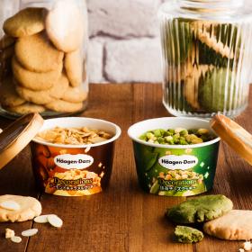 新感覚! ザクザクと「混ぜて食べるハーゲンダッツ」2つの味が新発売