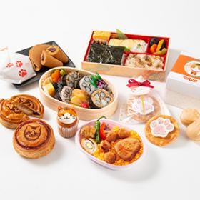 「にゃらん」がスイーツやお弁当になったニャ!東京駅グランスタで期間限定発売