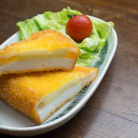 「はんぺん」の今日から使えるレシピ集!チーズ、明太子、餃子の具…いろいろ挟んでフワうま
