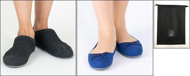 学校行事にも、オフィスの置き靴にもぴったり!「大人のうわばき」グンゼから新登場