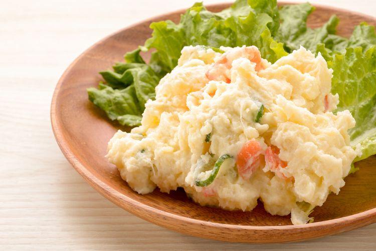 ポテサラに味噌、ポテチをちょい足し!? 我が家の「ポテトサラダ」絶品レシピ