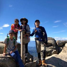 私がキャンプから登山にシフトした理由【AYUMIさんちのファミリー登山】#1