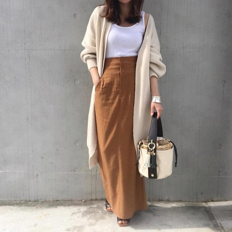 オトナが着るとこうなります!好印象を叶える「ベージュコーデ」【kufuraファッション調査隊】