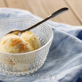 南国気分で甘酸っぱい! マンゴーヨーグルトアイス作り方【簡単!もむだけアイスレシピ】