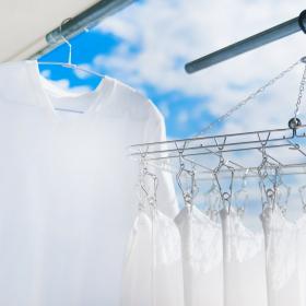 共働き世帯の増加で異変アリ!?「洗濯物は外干し派or中干し派?」既婚女性275人に調査