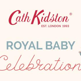 出産祝いにぴったり!キャス キッドソンの限定アイテム「ROYAL BABY CELEBRATION」がキュート
