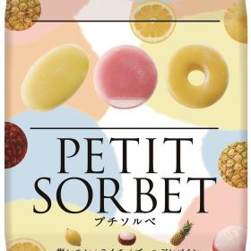 個包装が嬉しい!フルーツ果汁たっぷりのひとくちアイス「プチソルベ」が新発売