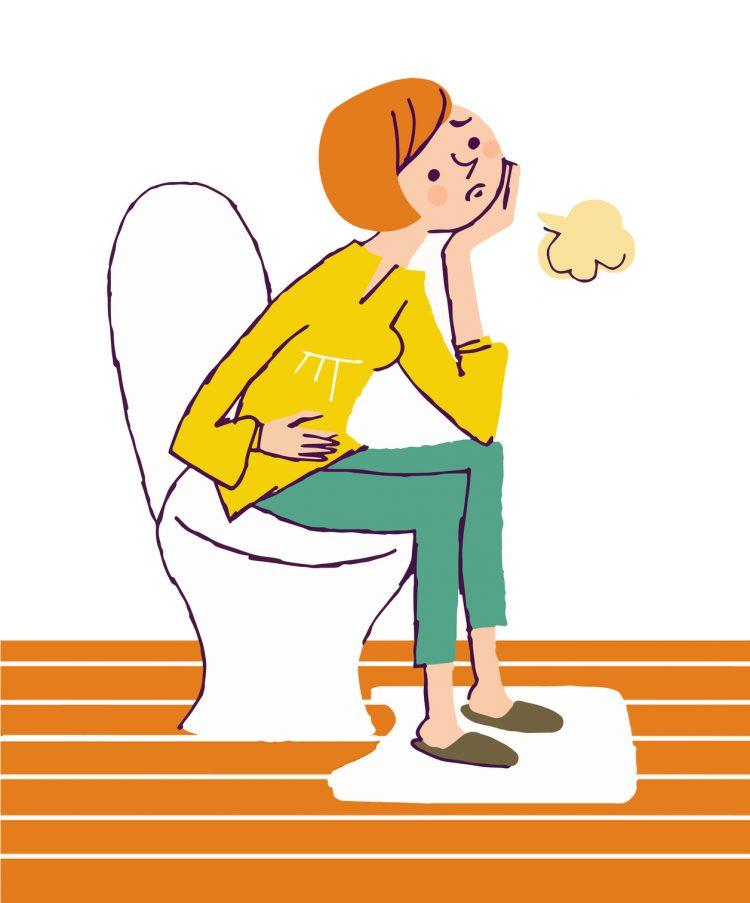 トイレの時「え!あそこにピンポン玉?」それ骨盤臓器脱かも…