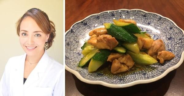 きゅうりの脱マンネリ「きゅうりと鶏肉のカレー炒め」
