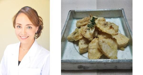 天ぷら風で食べごたえ満点 「たけのこの揚げ焼き 」