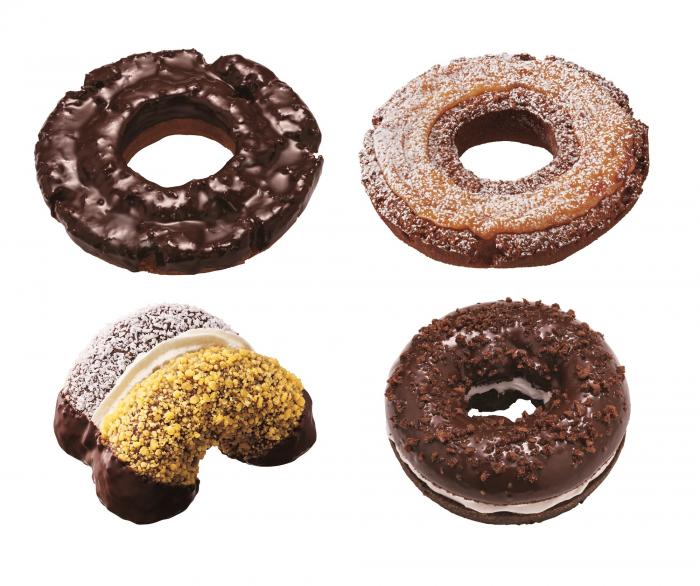 リッチなドーナツたちが再び!ミスドの「夢のドーナツ」が新生地になって限定登場