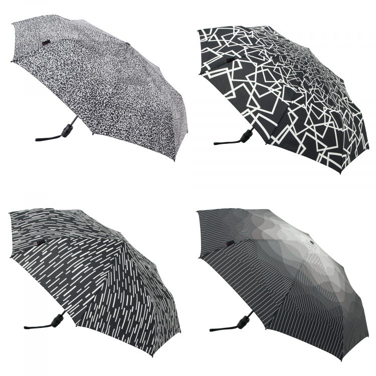 NUNOの折り畳み傘で雨の日の気分があがる!「MoMA Design Store」にレイングッズ大集合