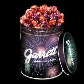 「ギャレットポップコーン」の新作は3種のベリーミックス!夏限定の「HANABI缶」とあわせてチェック