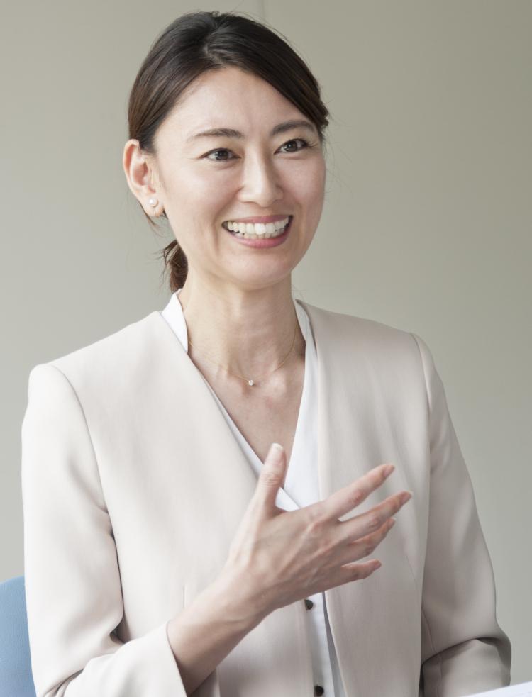 キャリアカウンセラー・研修講師 北條 久美子