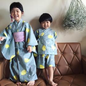 夏の思い出に。今すぐ着せたい「子ども浴衣」を大調査【kufuraファッション調査隊】